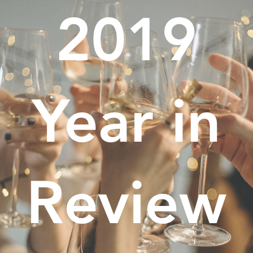 2019 Year-End Wrap-Up