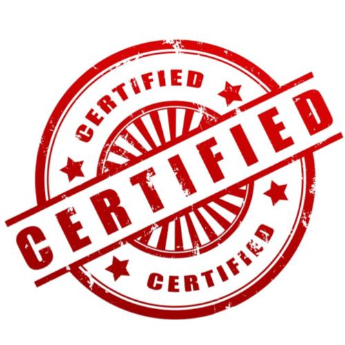 Certification Fun with Jay Gordon