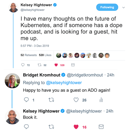 Kubernetes & the Future