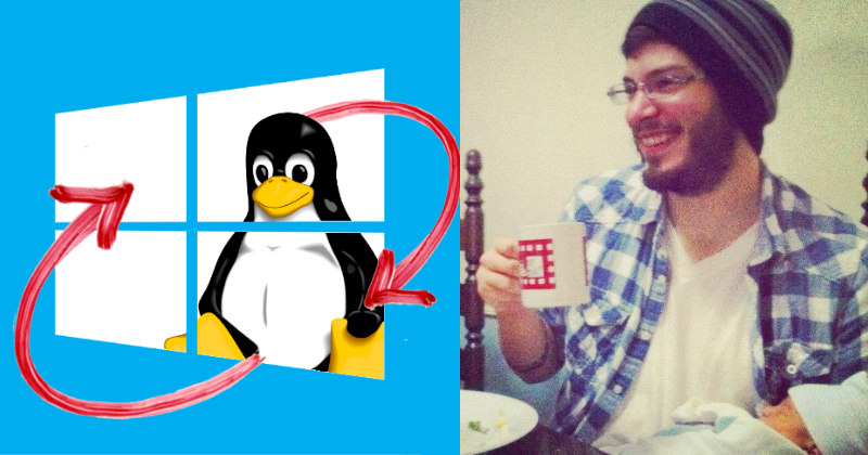 Switching Teams: From Linux To Windows And Windows To Linux