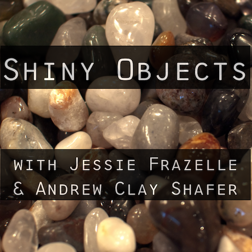 Shiny Objects with Jessie Frazelle and Andrew Clay Shafer