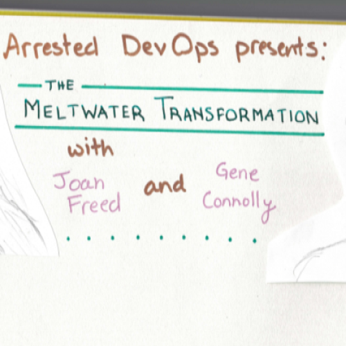 The Meltwater Transformation